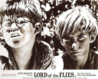 lord of the flies conflict