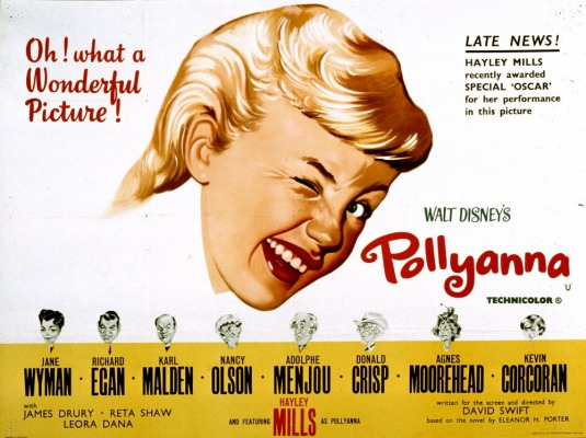 Sentimental fictions: Pollyanna (1961) and Summer Magic