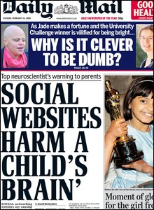 Daily Mail harm