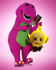Barney v Teletubbies