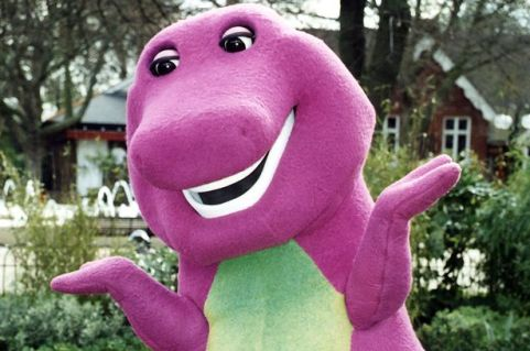 Barney and ... - Barney And Friends And Blue's Clues David Buckingham