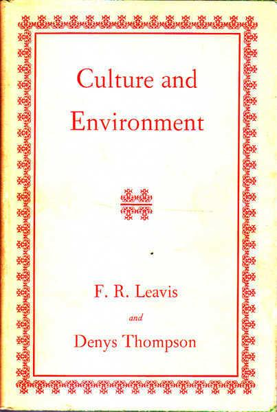 Culture Environment